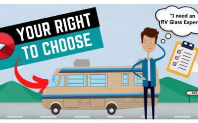 When it Comes to your Windshield Replacement, It Is Your Right to Choose Your Service Provider