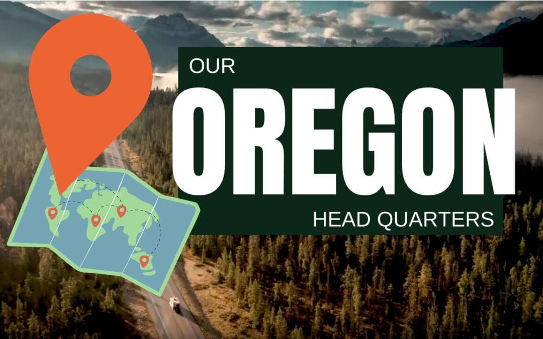 Finding Us in Coburg, Oregon